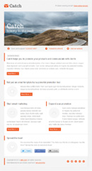 Catch Email Template - 1
