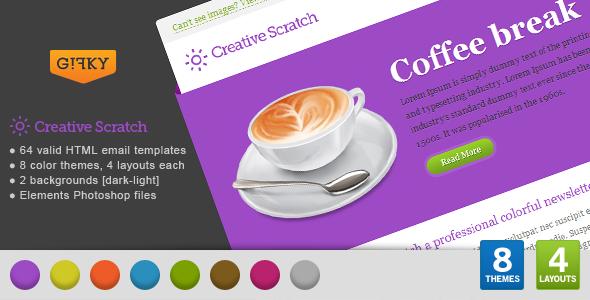 Creative Scratch