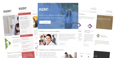 Repo Mail - Responsive Email Template + Access to Gifky Layout Builder